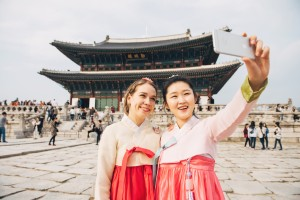 Experience Hanbok, Korean traditional clothes